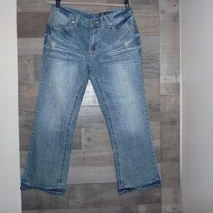 Axel Wolcott Vintage Boot Men's Jeans 36X30